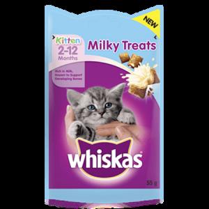 Whiskas Milky Treats for Kittens 55gm