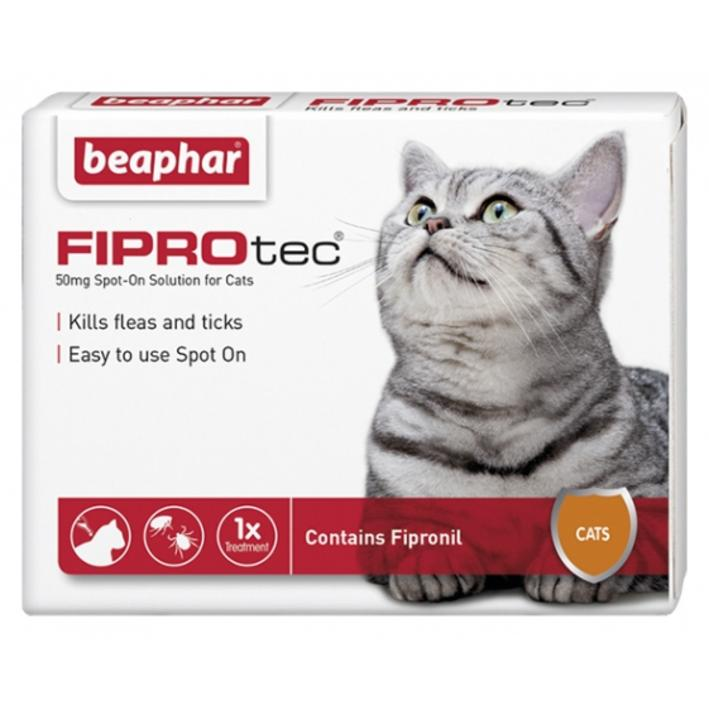 Beaphar FIPROtec for Cats
