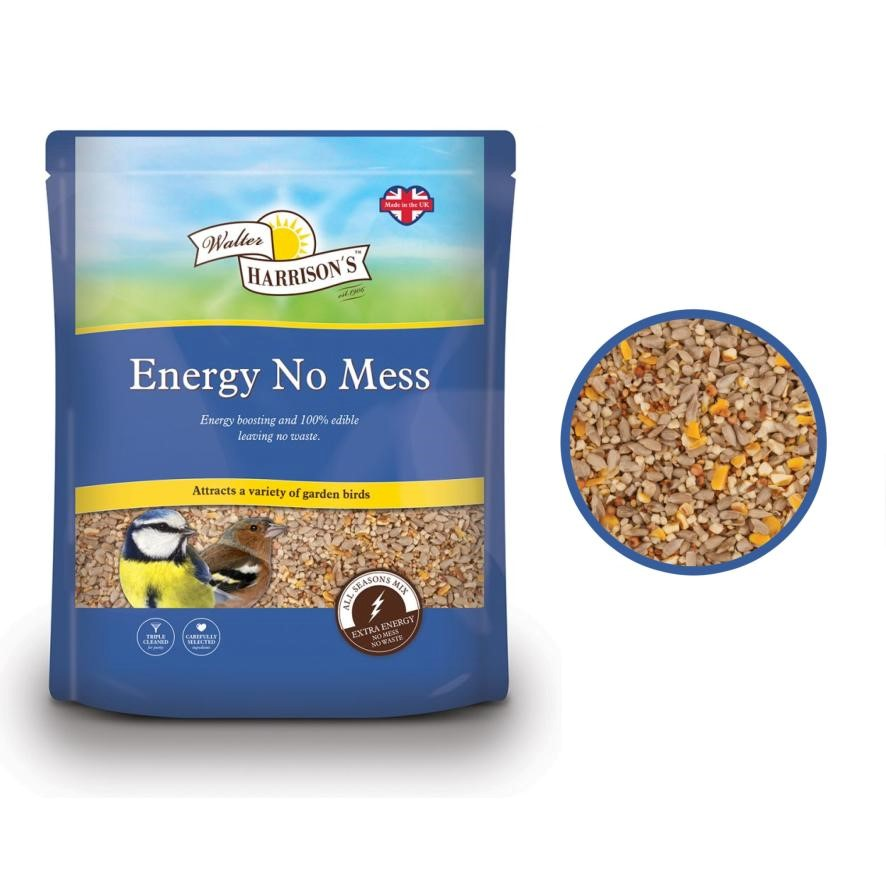 Walter Harrisons Energy No Mess 2kg