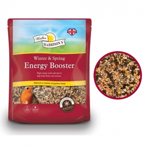 Walter Harrisons Winter & Spring Energy Booster