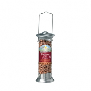 Walter HArrisons Steel Die Cast Peanut and Suet Feeder 20cm