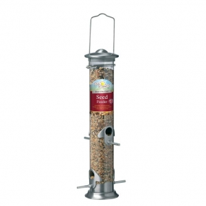 Walter Harrisons Steel Die Cast Seed Feeder 35.5cm