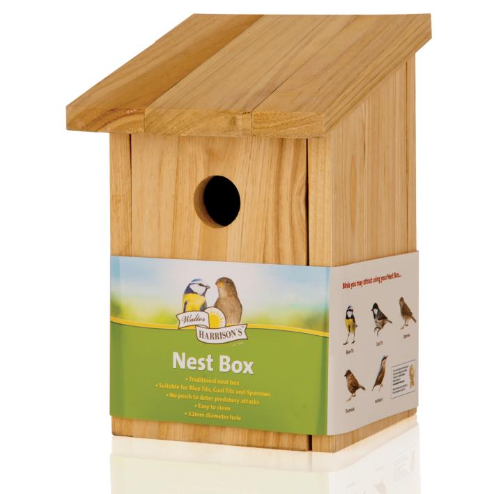Walter Harrisons Nest Box