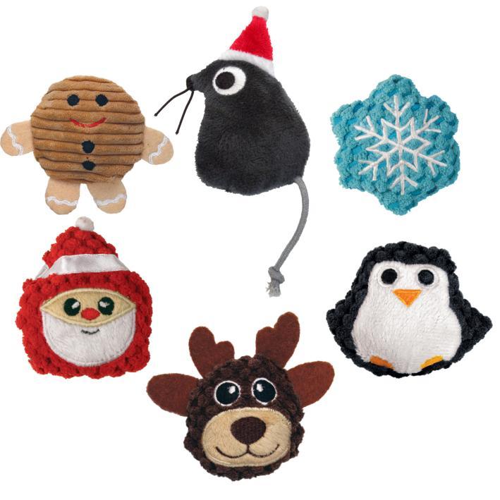 KONG Christmas Scrattles