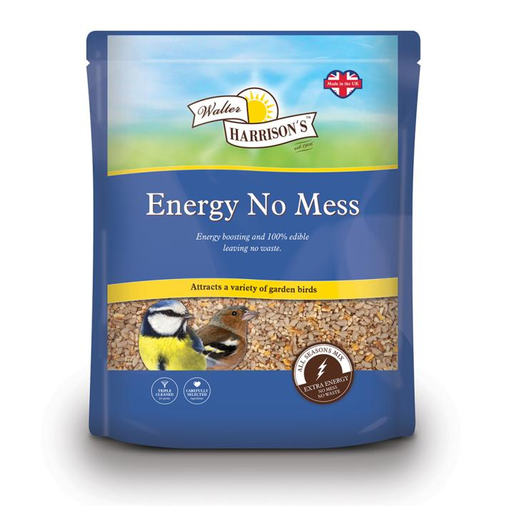 Walter Harrisons Energy No Mess