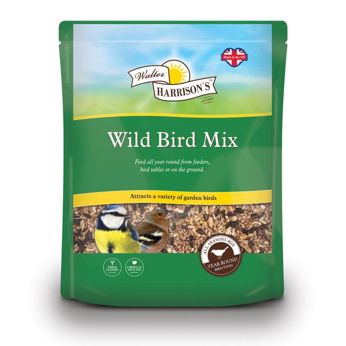 Harrison S Bird Food Contact