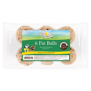 Walter Harrisons Fat Balls 6pcs