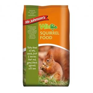 Mr Johnsons Wildlife Squirrel Food