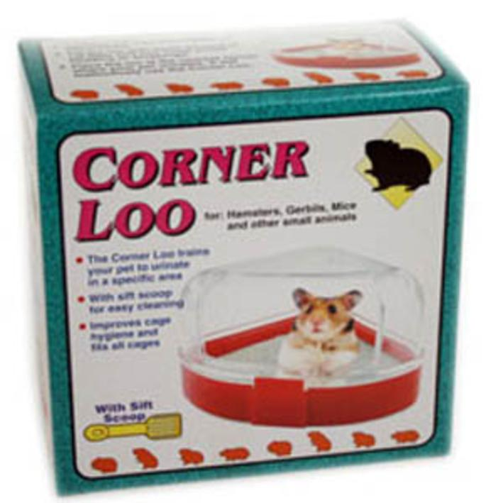 PPI Corner Loo and Scoop