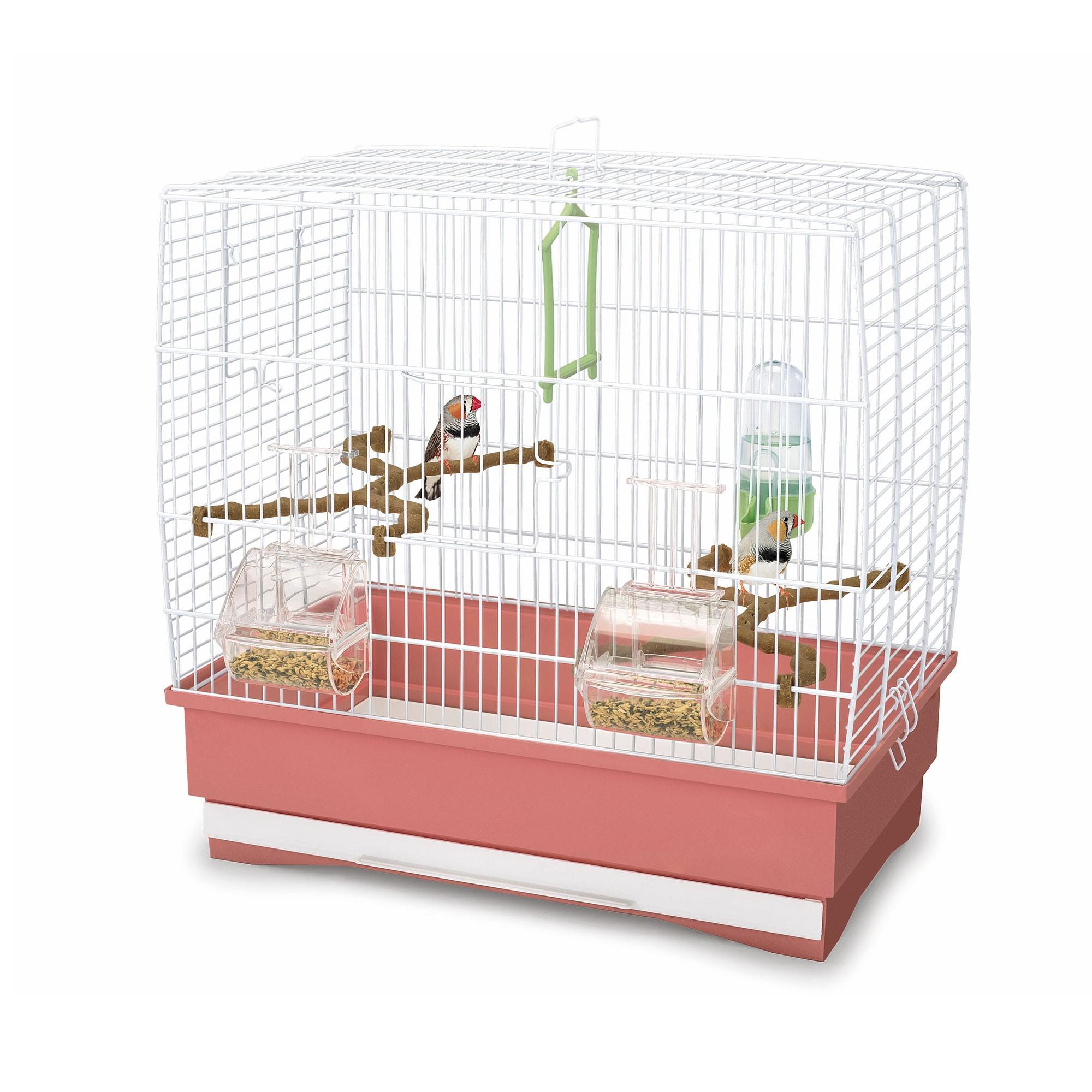 Imac Irene 2 White Bird Cage
