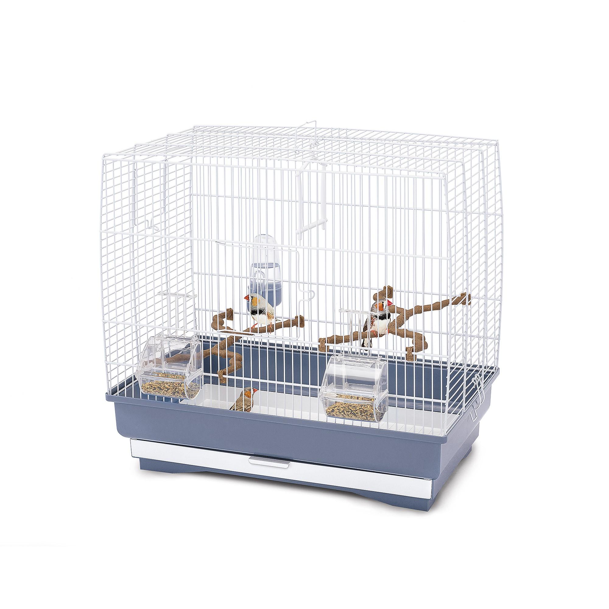 Imac Irene 3 White Bird Cage