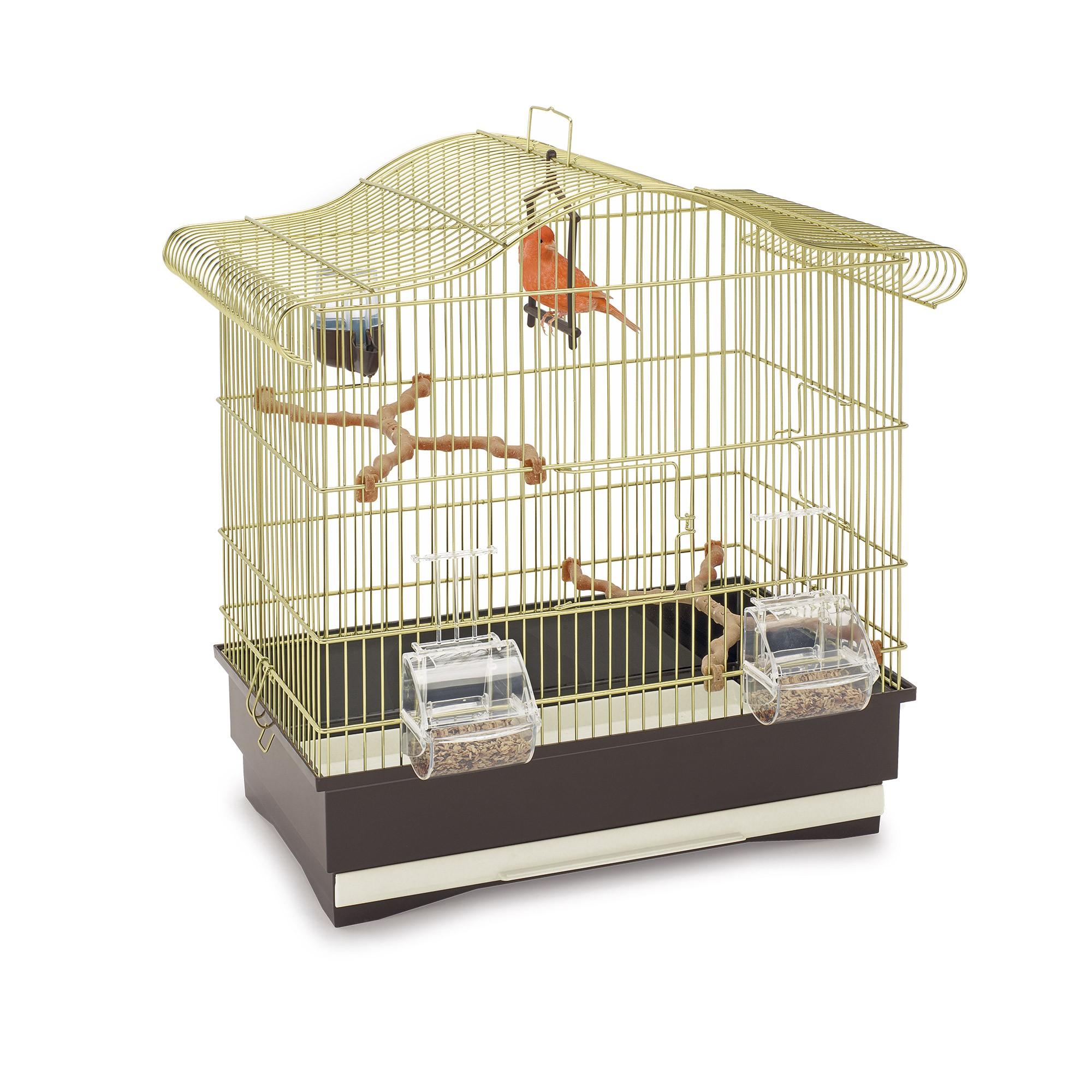 Imac Serena Brass Bird Cage