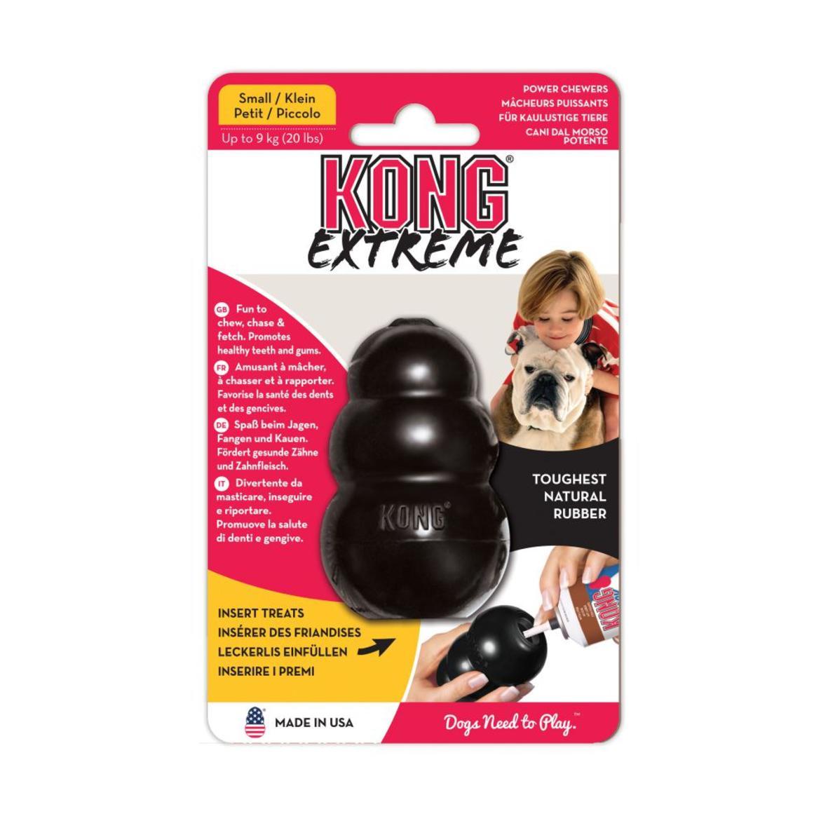 KONG Extreme Original Black