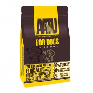 AATU Dog Food with Turkey