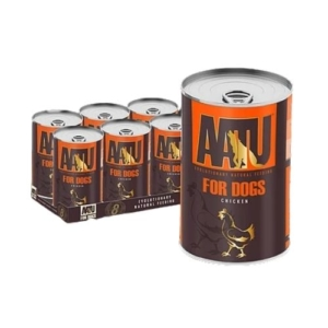 AATU Chicken Tins 6x400g