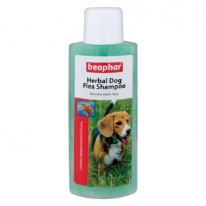 Beaphar Herbal Dog Flea Shampoo 250ml