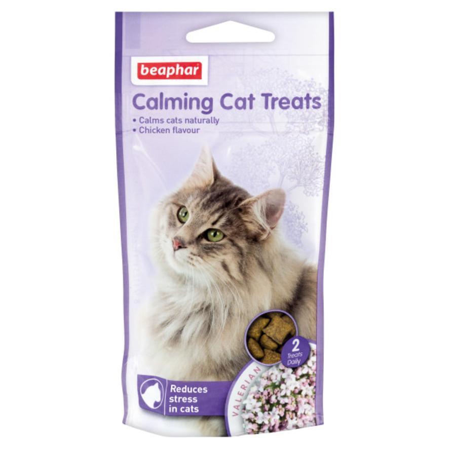 CLEARANCE BEAPHAR Calming Cat Treats 35gm