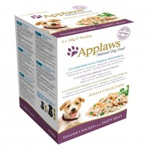 Applaws Finest Collection Chicken Multipack 5 x 100gm (Grain & Gluten Free)