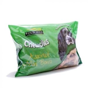 Chewdles Assorted Mini Bones 1.5kg