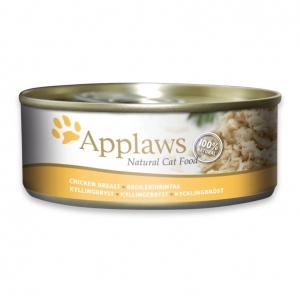 Applaws Tins Chicken Breast in Broth 24 x 156g