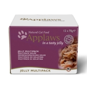 Applaws Jelly Multipack 12x70g