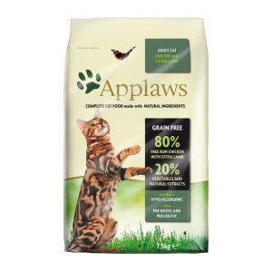 Applaws Cat Food with Chicken and Lamb (Grain Free)