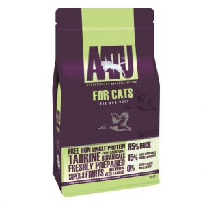 AATU Cat Food with Duck
