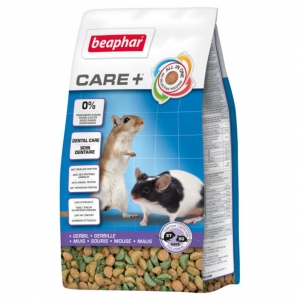 Beaphar Care + Gerbil and Mouse Food 250gm