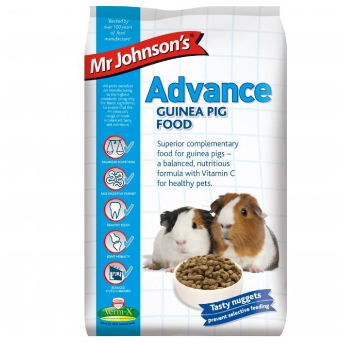 CLEARANCE Mr Johnsons Advance Guinea Pig Food