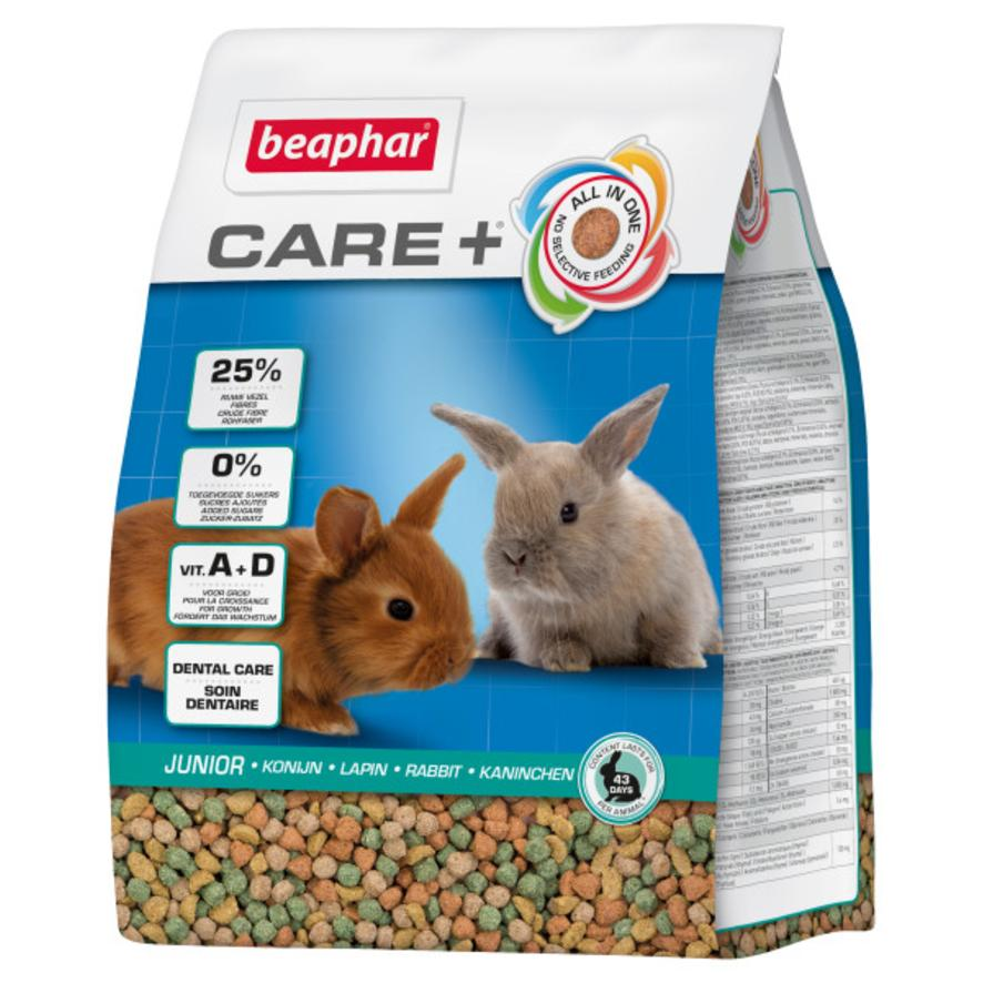 BEAPHAR Care + Junior Rabbit Food VAT FREE