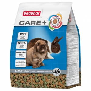 Beaphar Care + Senior Rabbit Food 1.5kg