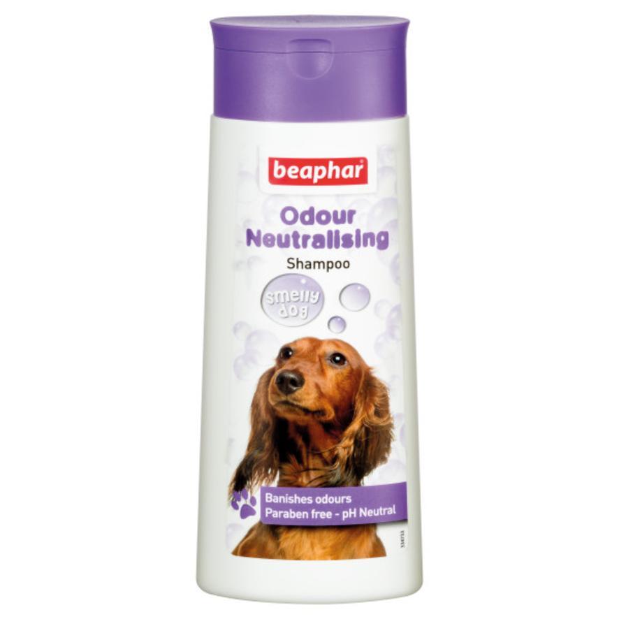 CLEARANCE BEAPHAR Odour Neutralising Shampoo for Smelly Dogs 250ml