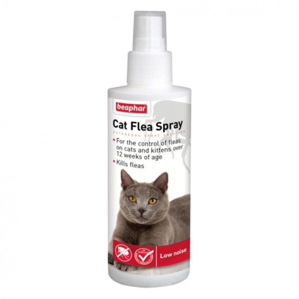 Beaphar Cat Flea Spray 150ml
