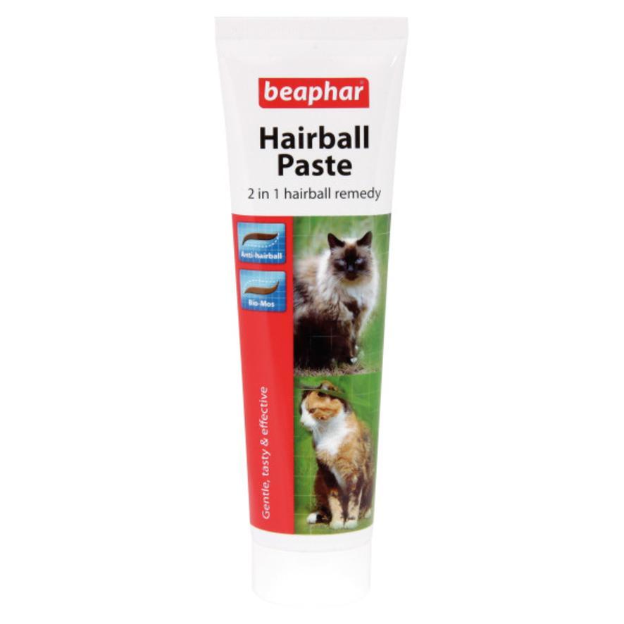 BEAPHAR Hairball Paste 2-in-1 100gm