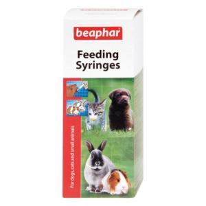 Beaphar Feeding Syringes 2pk