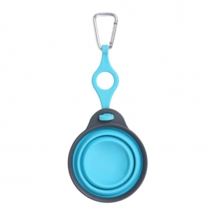 Dexas Travel Cup with Bottle Holder Blue