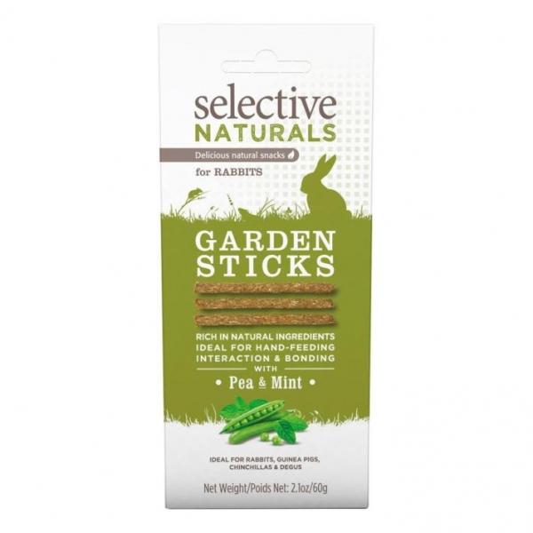 Supreme Selective Naturals Garden Sticks 60gm