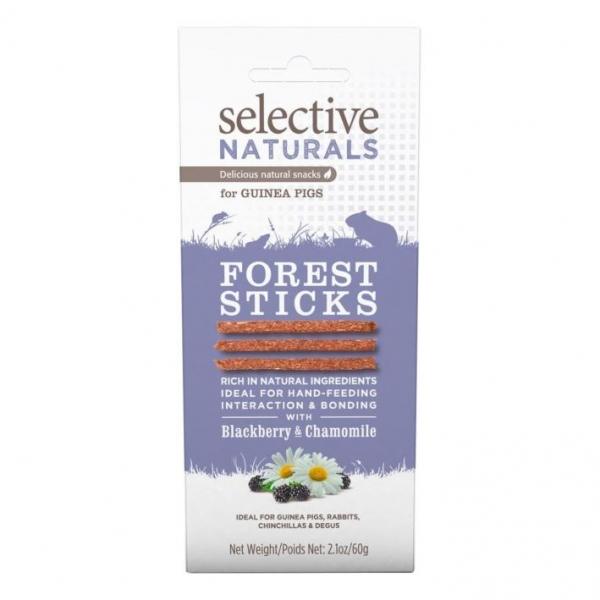 Supreme Selective Naturals Forest Sticks 60gm
