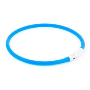Ancol USB Flashing Band Blue