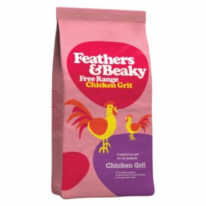 Feathers and Beaky Free Range Chicken Grit 5kg