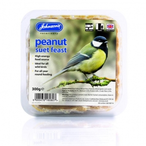 Johnsons Peanut Suet Feast 300gm
