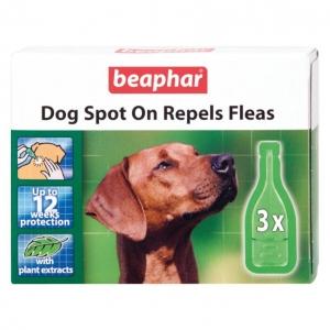 Beaphar Dog Spot On for Fleas 12-Week