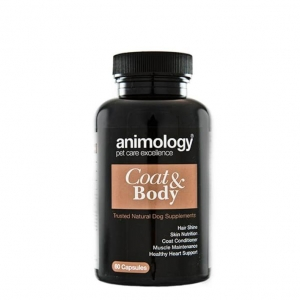 Animology Coat and Body Supplements 60pcs