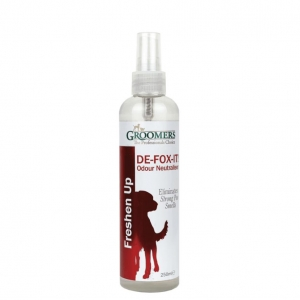 Groomers De-Fox It Odour Neutraliser Spray 250ml