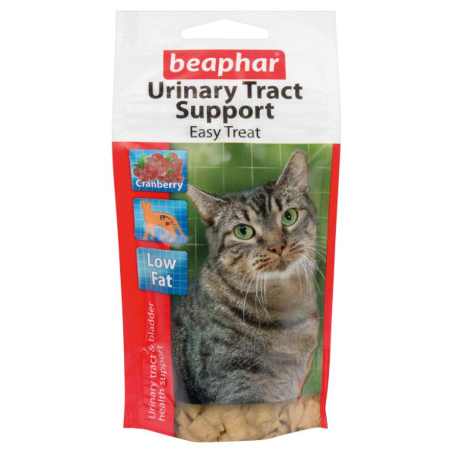 CLEARANCE BEAPHAR Urinary Tract Support Easy Treat 35gm