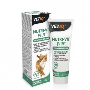 VetIQ NutriVit Plus Vitamin Energiser for Cats 70gm