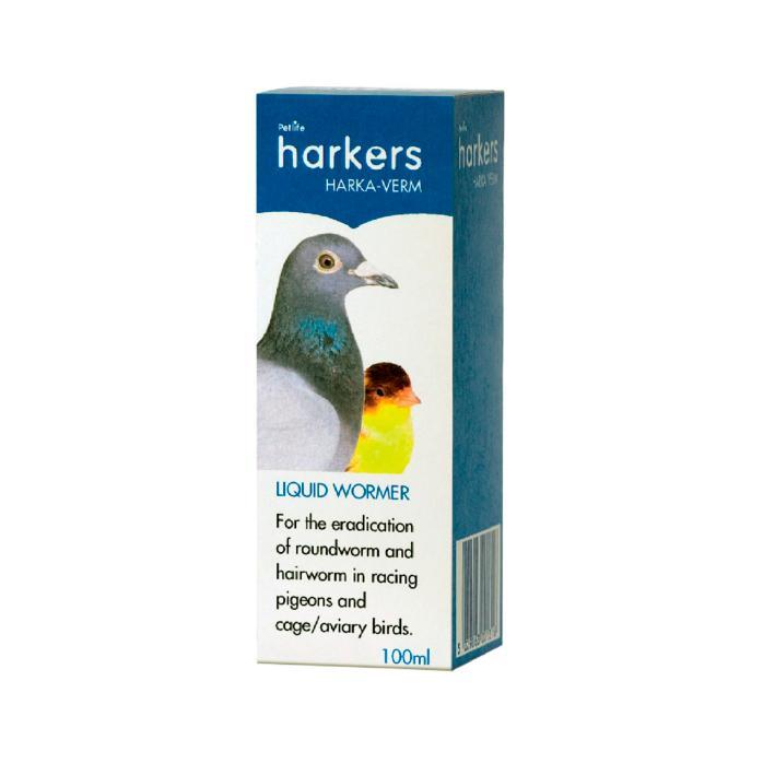 Harkers Harka Verm Worming Liquid 100ml 516911