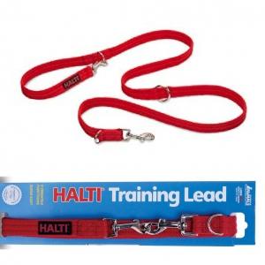 Halti Training Lead Red