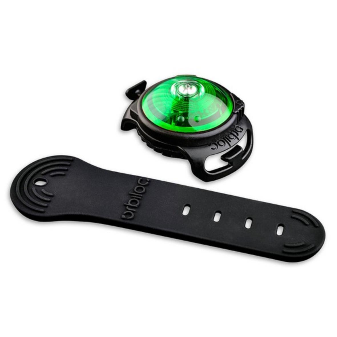 Orbiloc Safety Light Green