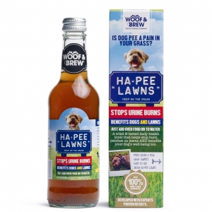 Woof & Brew Ha Pee Lawns Tonic